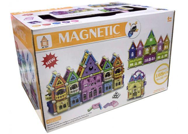 Магнитный конструктор Mag-Building