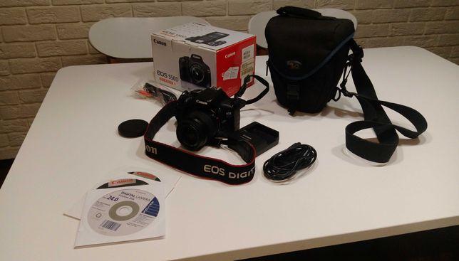 Aparat Canon 550D zestaw