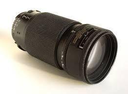 Nikon 80-200 push & pull