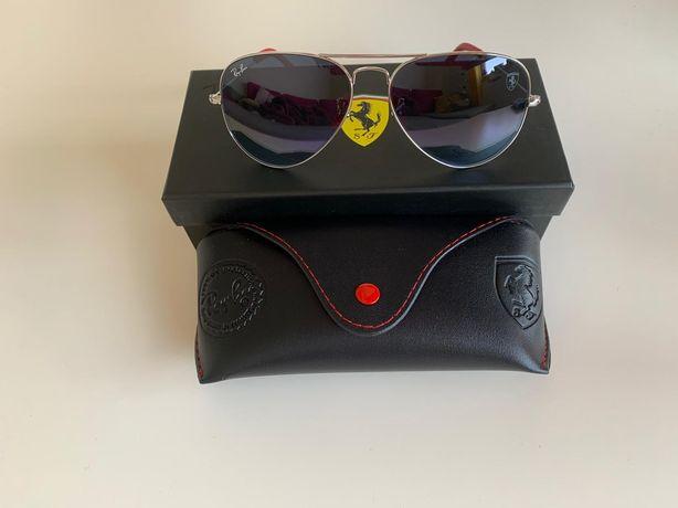 RayBan okulary przeciwsłoneczne