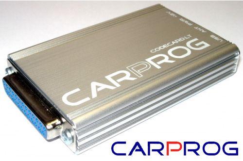 Carprog 8.21online + 11.35