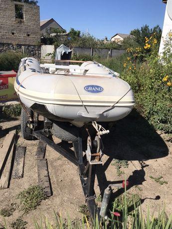 Надувная лодка RIB Grand 330