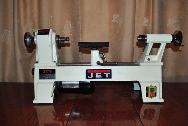 Станок токарный по дереву JET JML-1014I с удлинителем и копиром