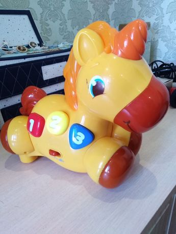 Интерактивная игрушка Лошадка