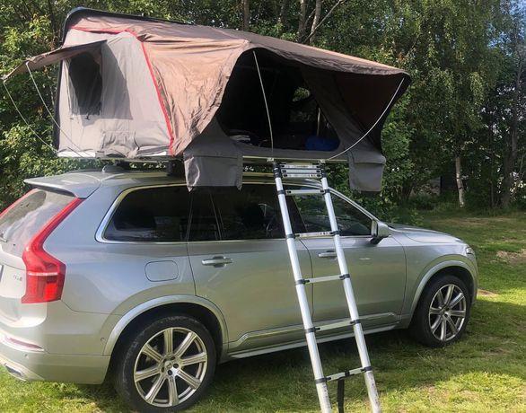 Namiot dachowy 4-osobowy Kapsuła 4