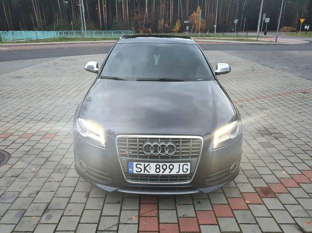 Audi S3 8P sprzedam/zamienie FULL OPCJA