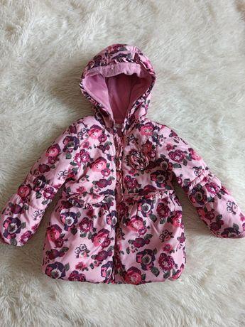 Курточка на 3-4 роки, холодна осінь