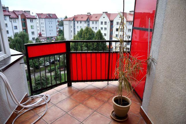 Przytulny pokój z balkonem (dziewczynie) blisko PB i UwB - Pogodna 7