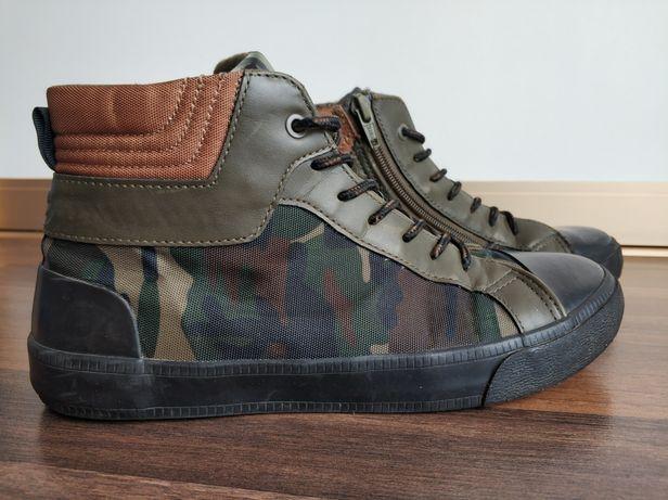 Високі кеди, кросівки Zara, розмір 38-39