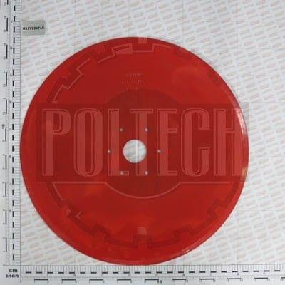 Talerz redlicy D.420 Gaspardo G17722.471R