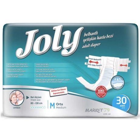 АКЦИЯ! Подгузники памперсы для взрослых Джоли Joly 30шт