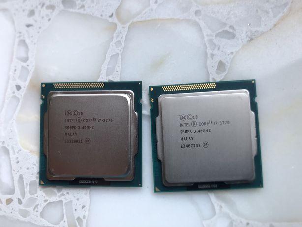 Procesory Intel i7 3770 4.40Ghz