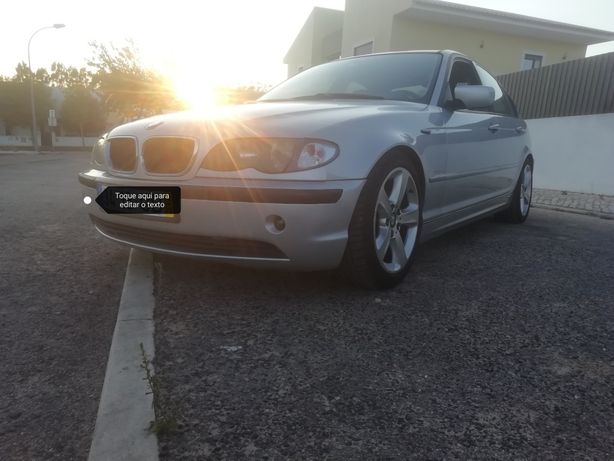 BMW E46 320D 150 cvs