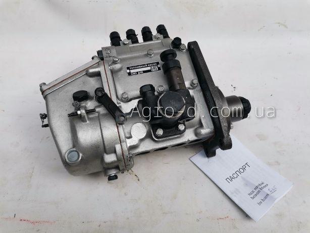 Топливный насос ТНВД т40 двигатель д144 насос рядный пучковый т40