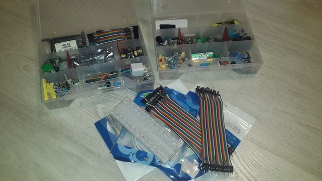 Набор начинающего IT-шника Arduino Developer Kit