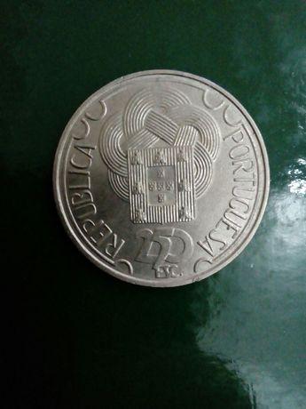 Moeda de 250 escudos. 1988.