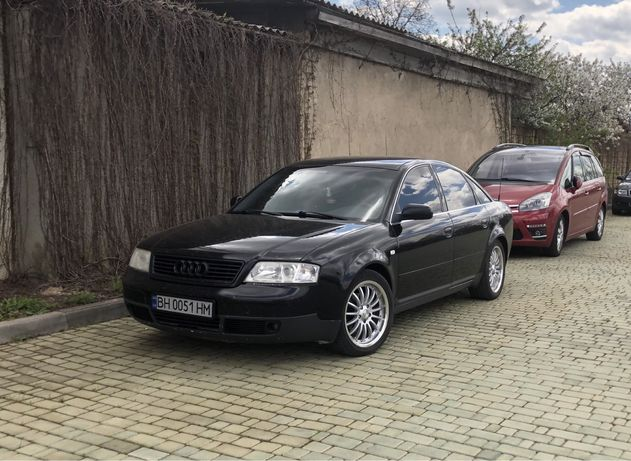 Audi A6 C5 2.4 бенз.