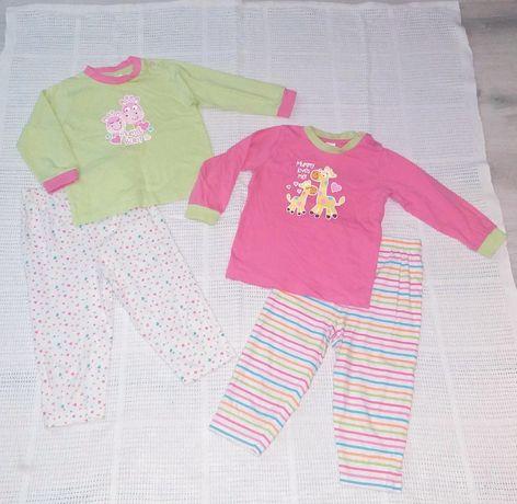 C&A piżamka rozmiar 86
