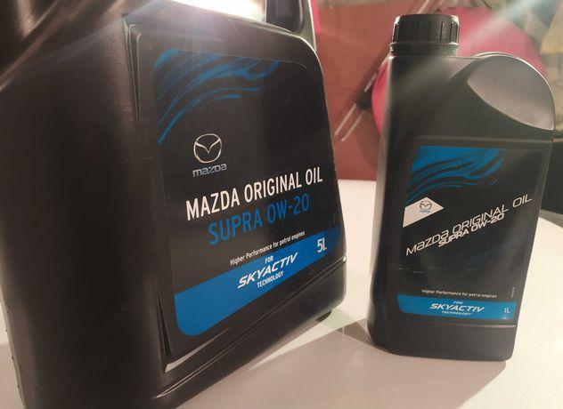 Mazda Original Oil Supra 0W20 1 litr + gratis