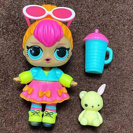 Кукла Lol Neon Q.Т. новая Оригинал
