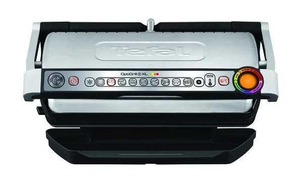 Електро Гриль Tefal GC724D12 OptiGrill+XL є форма для запіканя.