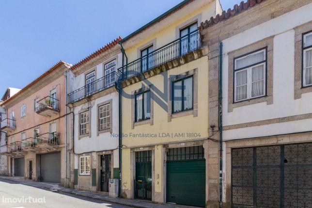 Moradia T3+1 na Sé, em Braga