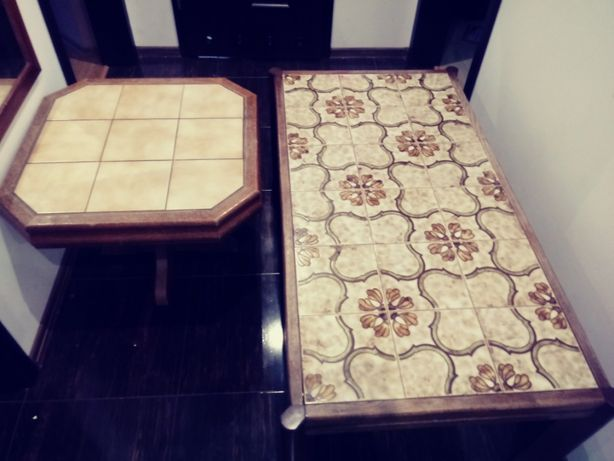 Ława Stół w dobrym stanie