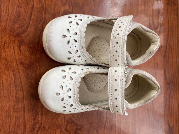 Шкіряні туфельки Next