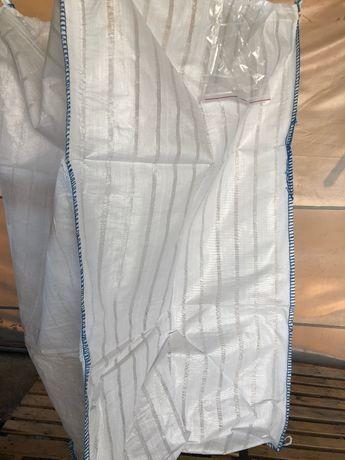Wentylowany big bag 90x90x190 cm na marchew/ziemniaki/cebulę