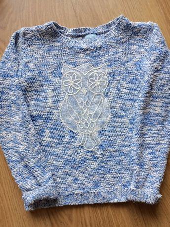 Sweterek Gap rozmiar 110