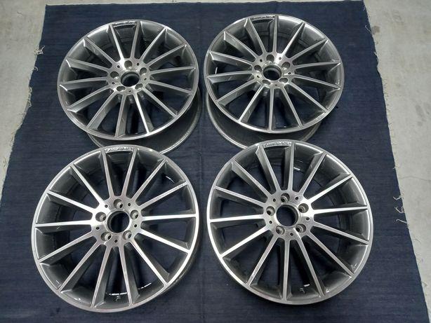Jantes originais Mercedes AMG 19 modelo turbine W177 classe A CLA GLA