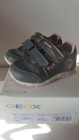 Geox sneakersy półbuty trzewiki  21 13 cm