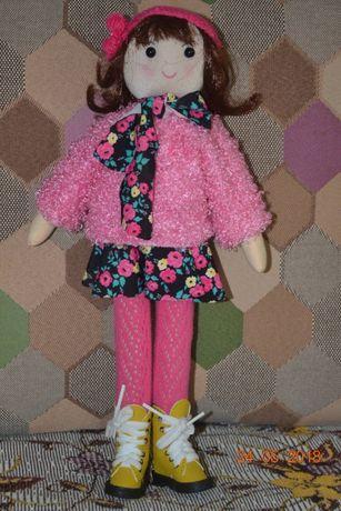 Продам новую куклу ручной работы