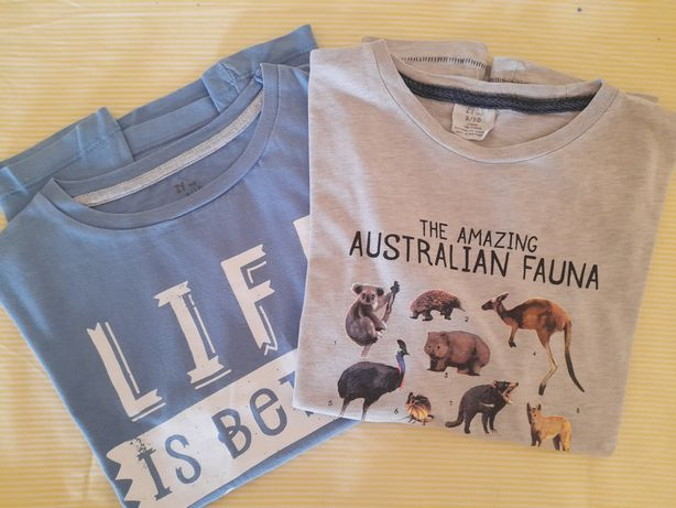 T-Shirts Menino 9-10 anos Zippy