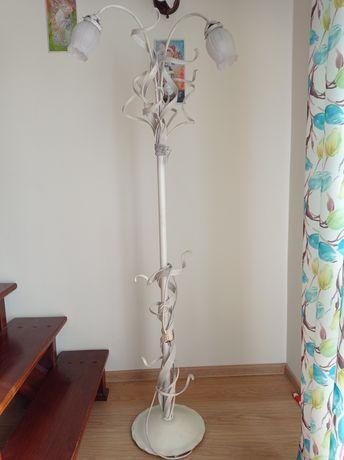 Lampa stojąca duża 160cm
