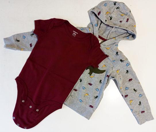 Одежда Carter's ,худи и боди для детей на 2-3 года