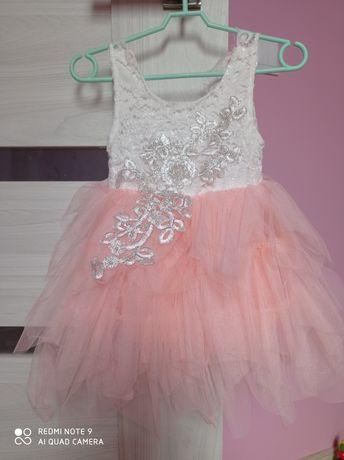 Sukienka idealnie na roczek bądź inne imprezy