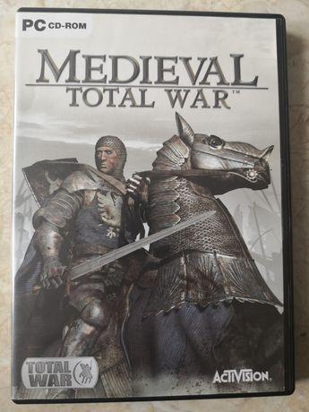 Gra Medieval Total War, PC, CD-ROM