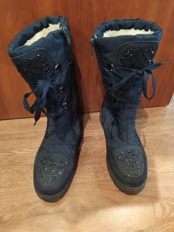 Зимові чобітки дівчинці