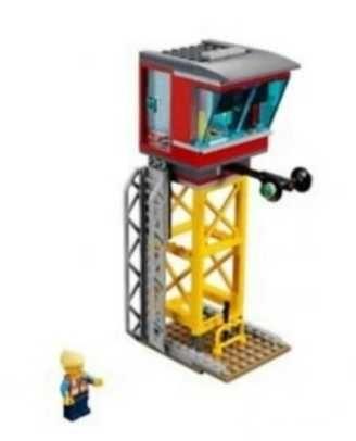 Lego city 60198 wieża centr zarządzania ruchem 60052