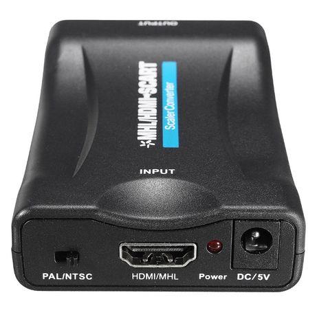 Z545 Box Conversor HDMI 1080P para SCART em Stock
