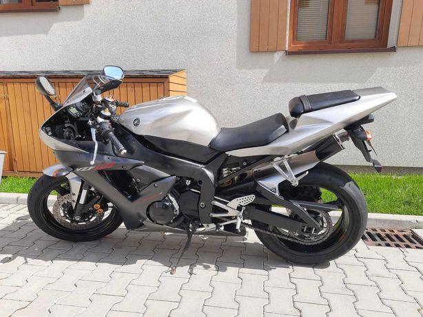Yamaha R1 rn09 2003r. Bez wkladu