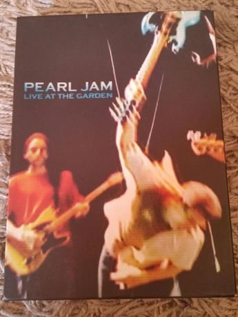 Dvd Pearl Jam Live at the garden