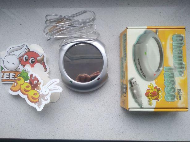Podgrzewacz do NAPOJÓW pod kubek USB