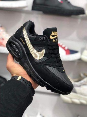 Buty sportowe damskie Nike air Max czarno zlote 36 do 40 rozmiary