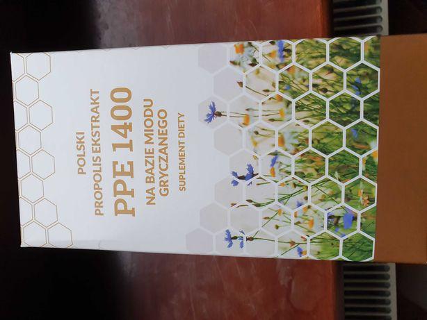 Polski propolis ppe 1400 miod