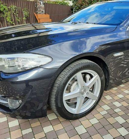 Продам диски BMW E60 E61 F10 F11, R18 245/45R18 лето Goodyear bmw 5, 3