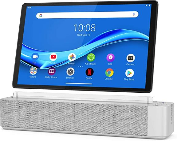 Tablet Lenovo Smart M10 HD 4GB+64GB WIFI TB-X306FA Platinum Grey