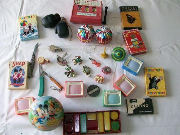 Kolekca starych zabawek ok 2000szt zbierane 50 lat