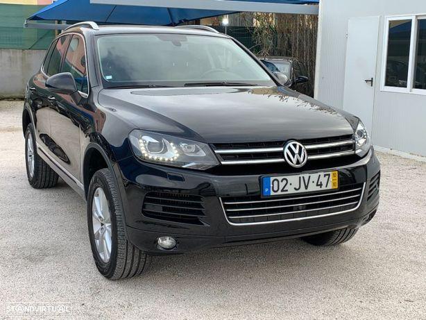 VW Touareg 3.0 TDi V6 Top Tiptronic